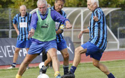 Pan Miroslav Wilczek opět úspěšný ve walking fotbalu!